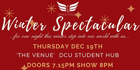 FLY Winter Spectacular tickets