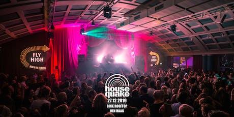 Housequake Den Haag   Roog en Erick E tickets
