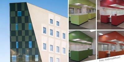 Studiebesök Södersjukhusets nya akutmottagning