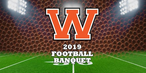 2019 WHS Football Banquet