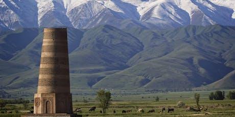 Kyrgyzstan Talk with Joan Pollock tickets