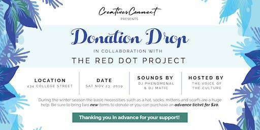 Donation Drop