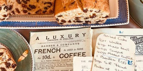 Food History and Historical Cookery tickets