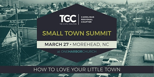 TGC: Carolinas Small Town Summit