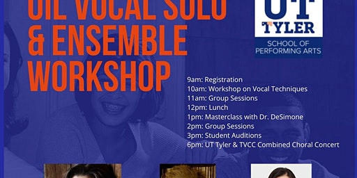 UIL Solo and Ensemble Vocal Workshop