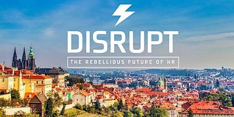 DisruptHR Prague 1.0 tickets