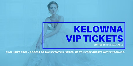Opportunity Bridal VIP Early Access Kelowna Pop Up Wedding Dress Sale tickets