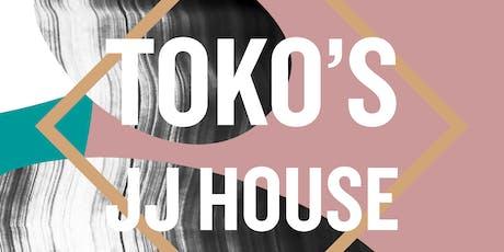 TOKO'S JJ HOUSE billets