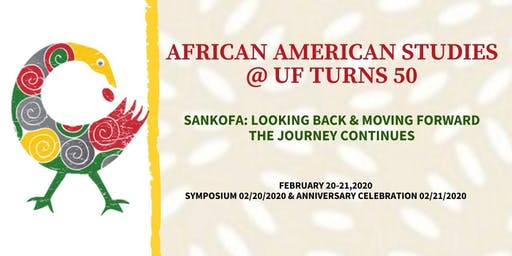 African American Studies 50th Celebration @ UF