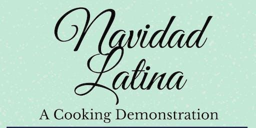 Navidad Latina: A Cooking Demonstration @ Mountains