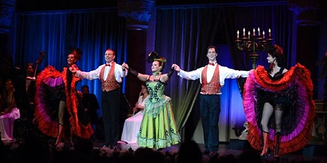 Budapest Variety Performance in the Danube Palace tickets