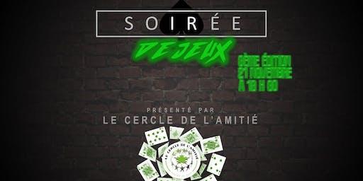 Soirée de Jeux francophone - 3e édition