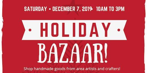 Holiday Bazaar!