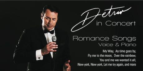 Frank Sinatra - Cena di Gala e Concerto Villa Baiana (Bs) biglietti