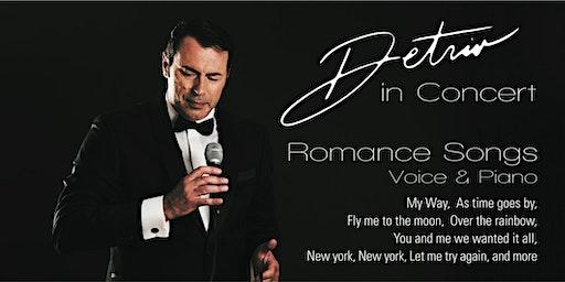 Frank Sinatra - Cena di Gala e Concerto Villa Baiana (Bs)
