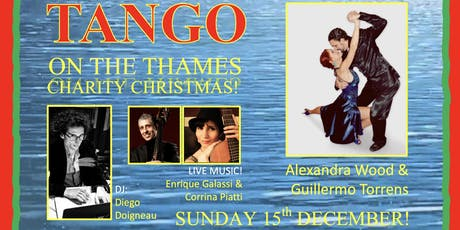 Tango on the Thames Charity Christmas! tickets
