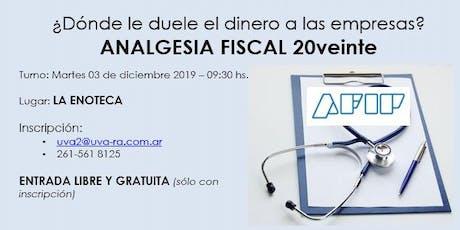 La presión fiscal Argentina entradas