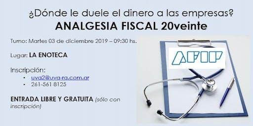 La presión fiscal Argentina