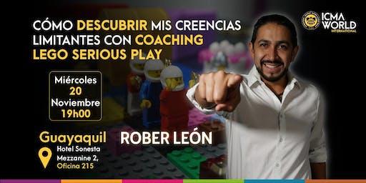 Cómo descubrir mis creencias limitantes con Coaching Lego Serious Play