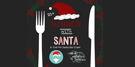Santa Crawl Brunch at Iron Horse York (benefits YMCA) tickets