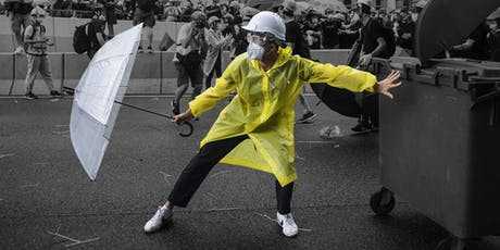 Hong Kong on the Brink: A Struggle for Survival (Nathan Law) tickets