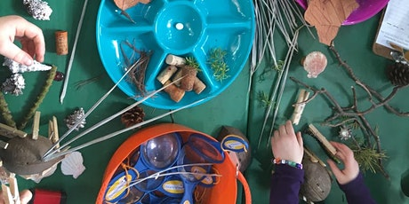 Tinkerlabs at Home: Workshop for Families tickets