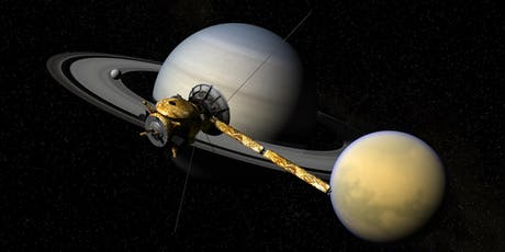 Exploring Titan with Cassini/Huygens and Dragonfly by Dr. Ralph Lorenz tickets