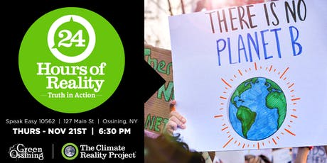 24 Hours of Climate Reality: Truth in Action tickets