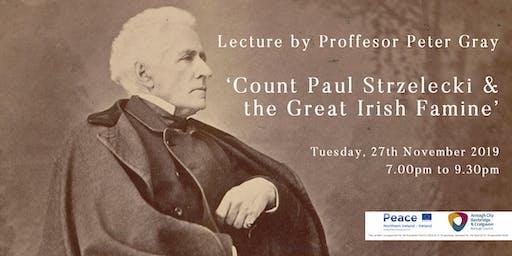 Count Paul Strzelecki and the Great Irish Famine