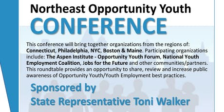 Northeast Youth Opportunity & Youth Employment Conference tickets