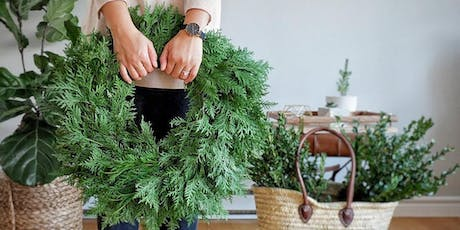 Wreath Making Masterclass with Daniel Wellington tickets