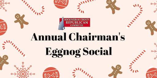 RCRC Annual Chairman's Eggnog Social