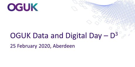 OGUK Data and Digital Day – D3 (25 February 2020) tickets