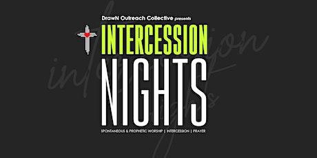 Intercession Night (FREE) tickets