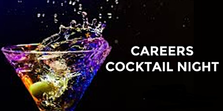 Career & Cocktails 6:30 - 7:30 PM tickets