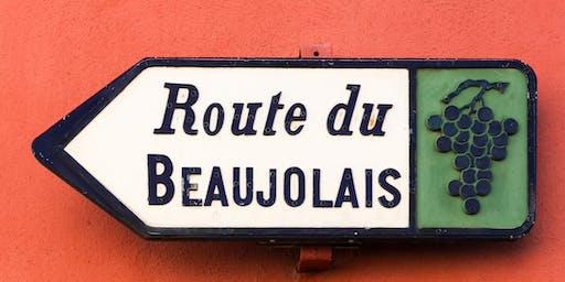 Beaujolais Nouveau Day!