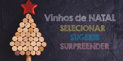 """Workshop """"Selecionar, Sugerir e Surpreender no Natal"""""""