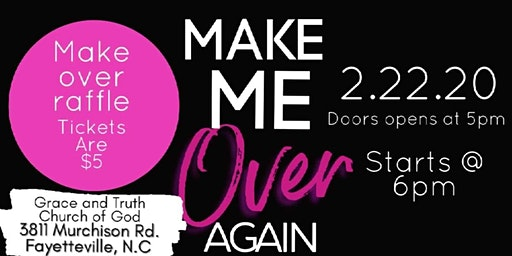 Make Me Over Again Women's Conference + Empowerment