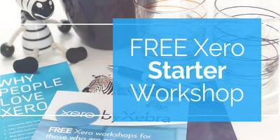 FREE Xero Starter Workshop - Oct 2020