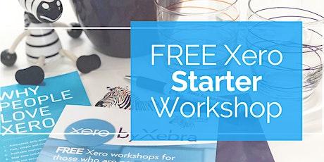FREE Xero Starter Workshop - Oct 2020 tickets