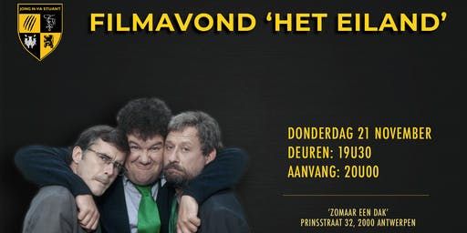 Filmavond 'Het Eiland'