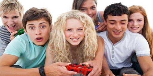 Teen Open Hang