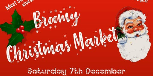 Broomy Christmas Market