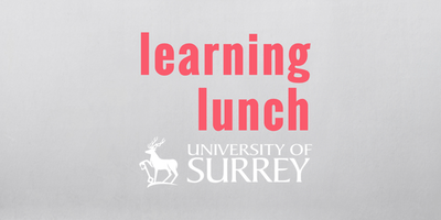 Learning Lunch 15 January with David Smith