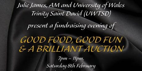 Charity Auction and Raffle with Kev John tickets