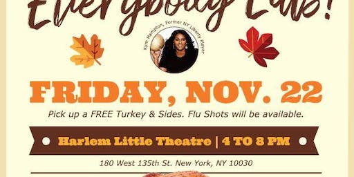 MetroPlus Healthy Harvest Turkey Giveaway** with Kym Hampton