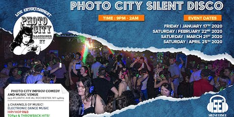 Photo City Silent Disco tickets