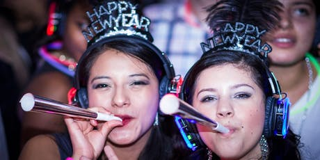 New Years Eve Party 2020 Silent Disco Party @The Belmont tickets