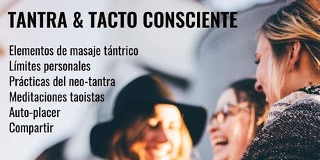 Clases Tantra & Tacto Consciente 4 entradas