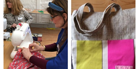 Sew a Tote Bag tickets